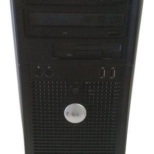 Dell Optiplex 755 Tower - Core 2 Duo - 2.33GHz - 2 GB RAM - 250 GB HDD - Ubuntu