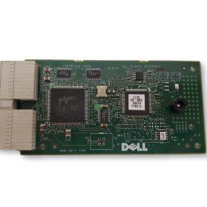 Dell 1x2 Split SCSI Backplane Daughter Board for PowerEdge 2850 - F2804