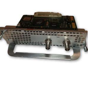 CISCO SYSTEMS NM-1T3/E3 V01 ROUTER MODULE CARD 28-5430-03