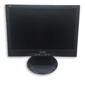 ViewSonic VA1703wb 17'' Flat Screen LCD Monitor - Comes with VGA & Power Cable