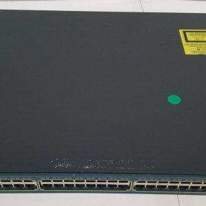 Cisco WS-C3560-48PS-S 48-Ports Layer 3 POE Switch